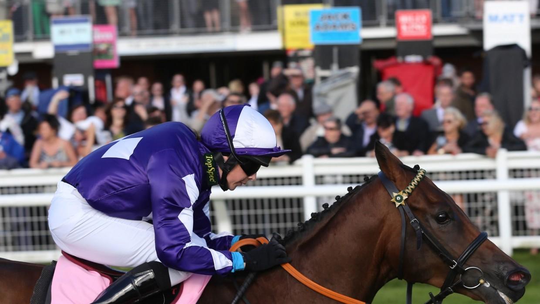 Women jockey's shine at Carlisle