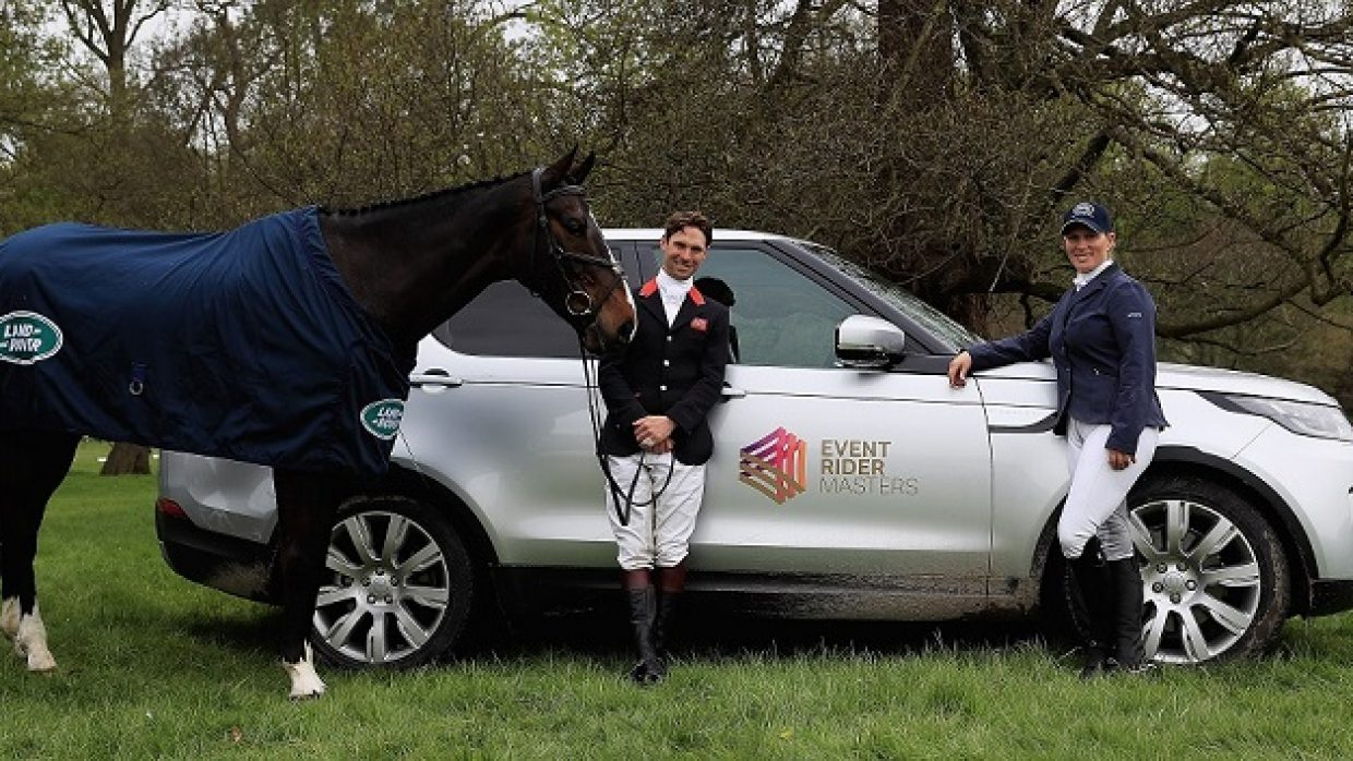Land Rover extends equestrian support with new Event Riders Masters partnership