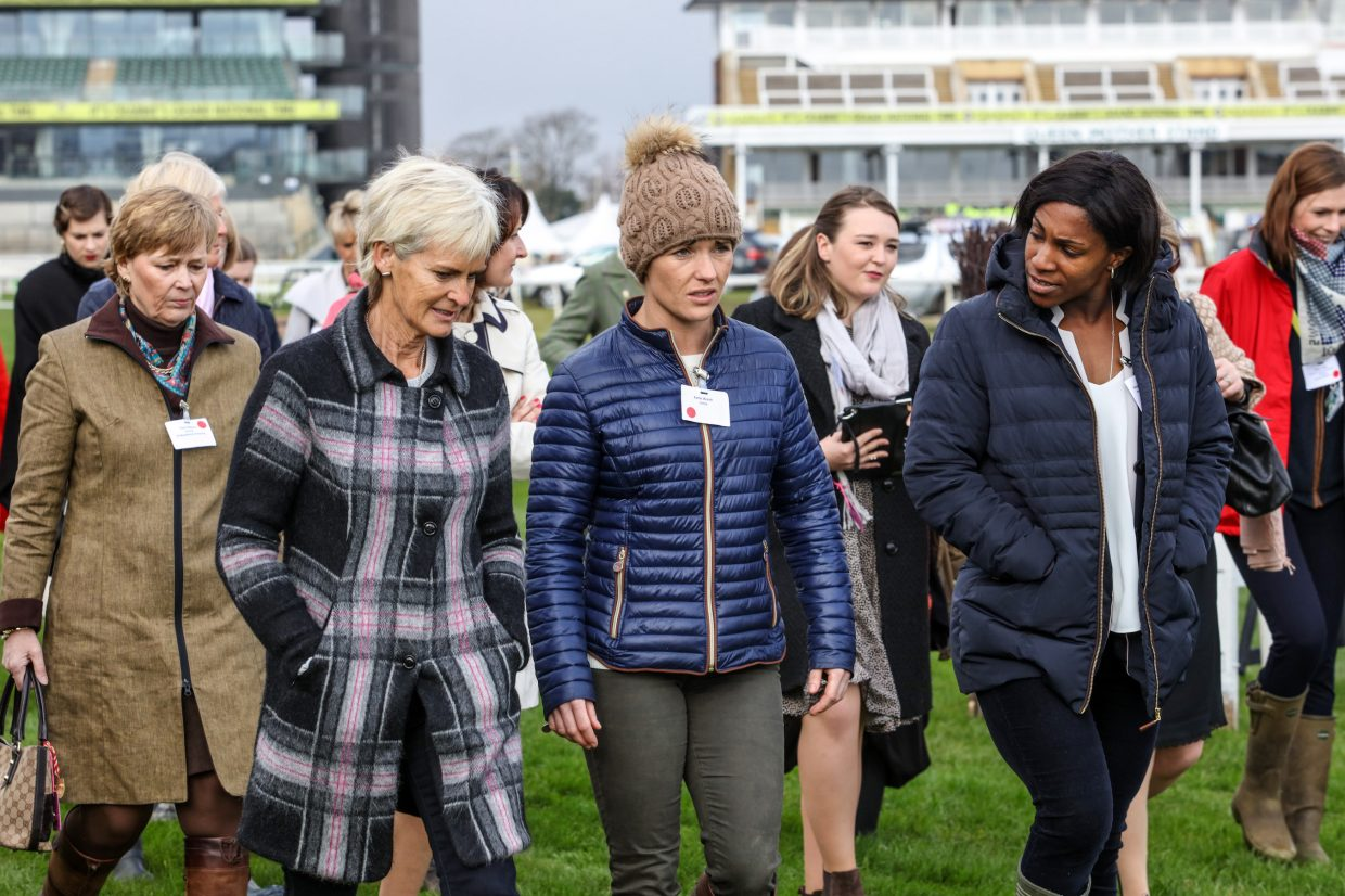 Research into Gender Diversity in Horseracing - Rochester PR