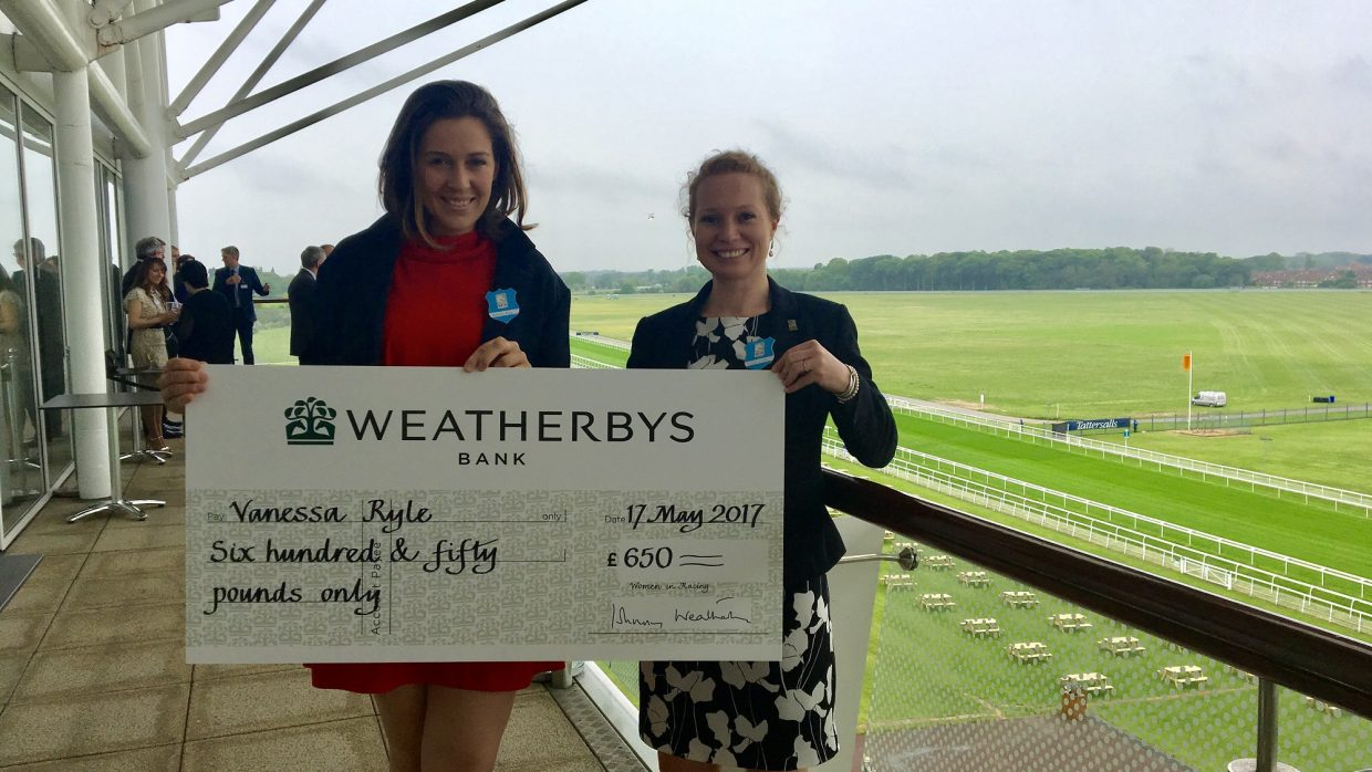 Women in Racing Christmas event to raise funds for bursary